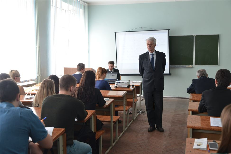 Глобальные проблемы глазами молодого специалиста: как прошла конференция магистрантов на кафедре философии и права
