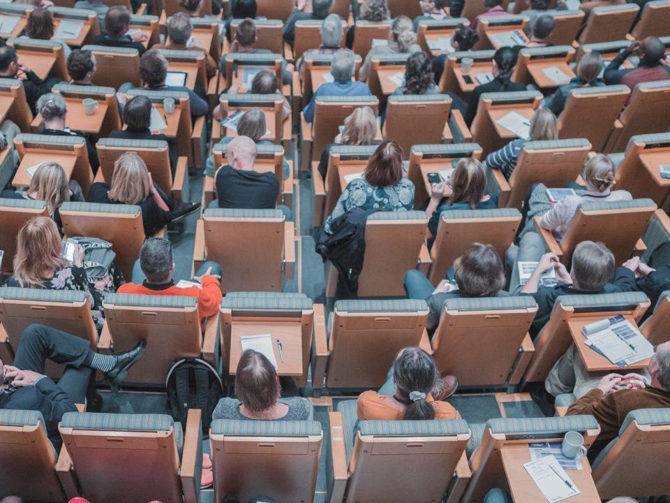 Организационное собрание магистрантов первого года обучения дневной формы получения образования